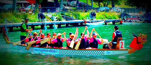 dragonboat annecy