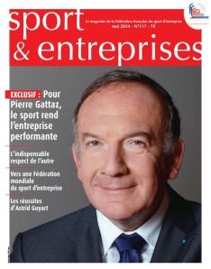 Pierre Gattaz Sport et entreprise